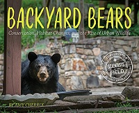 "The cover of the book ""Backyard Bears"""