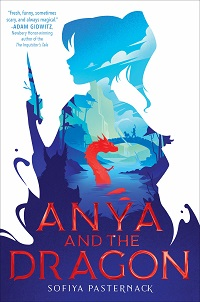 "Cover of the book ""Anya and the Dragon"""