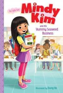 """Cover image of """"Mindy Kim & the Yummy Seaweed Business"""""""